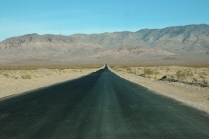 Paved Road