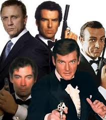 The James Bonds